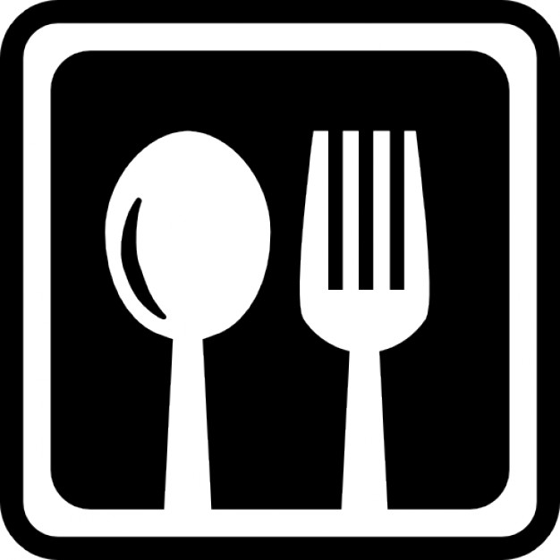 restaurant-cutlery-symbol-in-a-square_318-61340